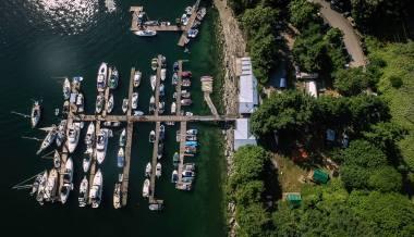 Aerial - Photo by: Kris Krug