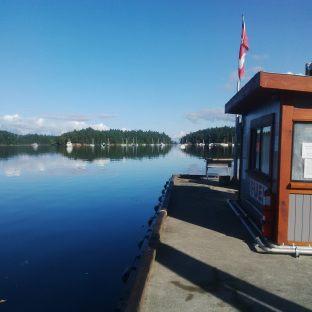 Fuel Dock - Photo by: Amber Reid