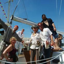 2015 Pirates Regatta - Photo by: Amber Reid