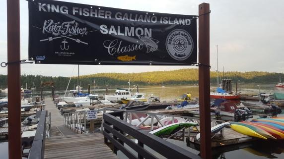 2016 Galiano Salmon Classic - Photo by: Amber Reid