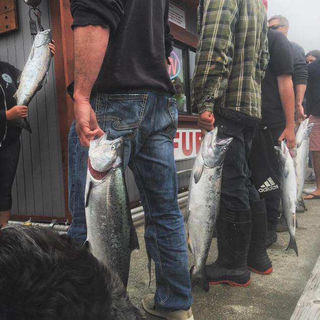 2016 Galiano Salmon Classic - Photo by: Kris Krug