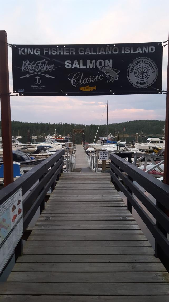 2016 Galiano Salmon Classic